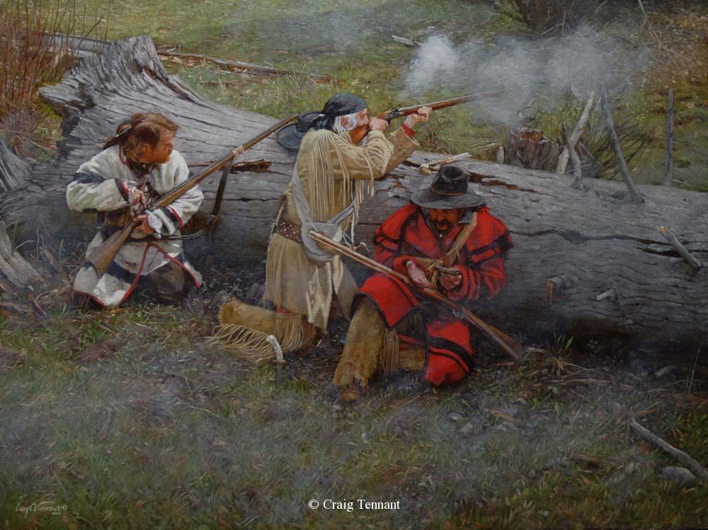 Blackfoot Welcoming Committee - Craig Tennant - Craig Tennant Originals