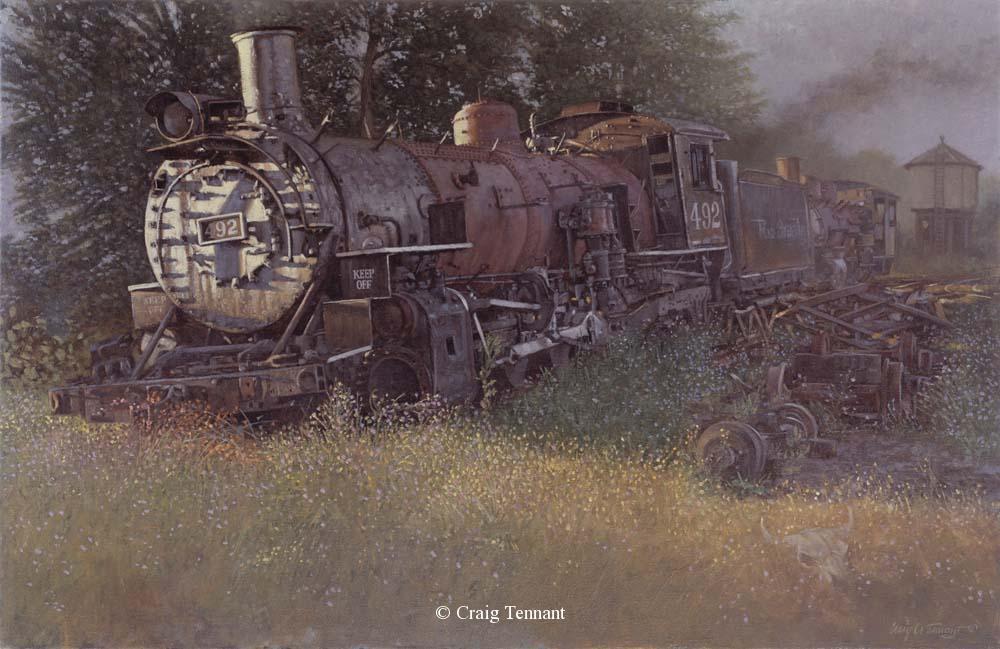 Bound for Nowhere - Craig Tennant - Craig Tennant Originals