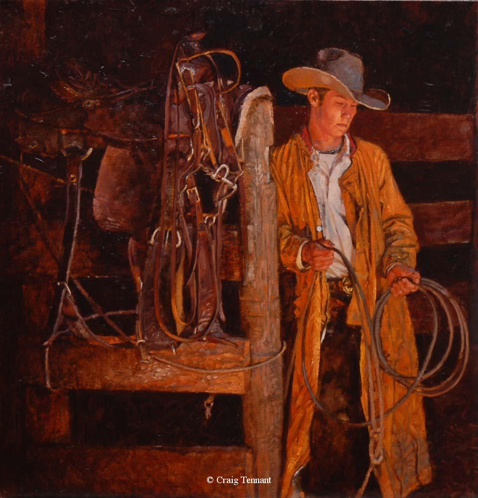 Cowboy Blues - Craig Tennant - Craig Tennant Originals
