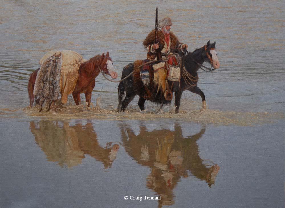 Coyote Crossing - Craig Tennant - Craig Tennant Originals