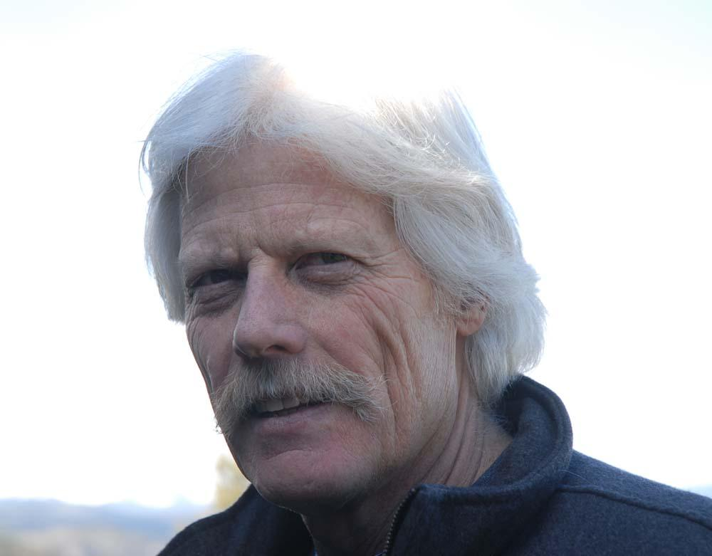 """Misty Cascade""Recent Originals by Craig Tennant - Winner of the 2009 Prix de West Frederick Remington Award -"