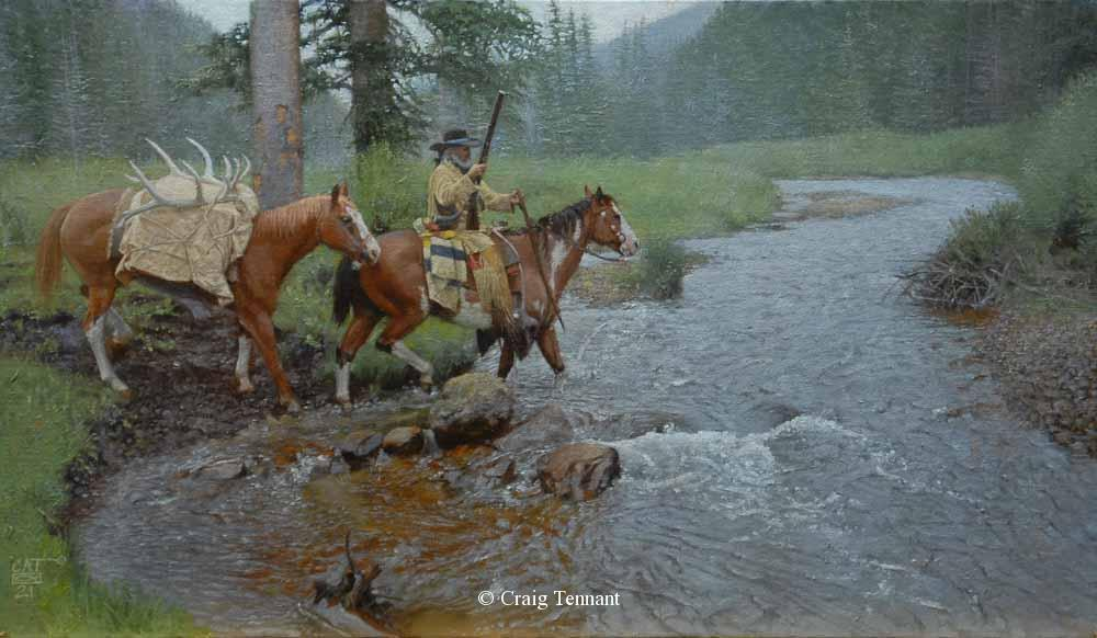 Crossing the Valleys - Craig Tennant - Craig Tennant Originals