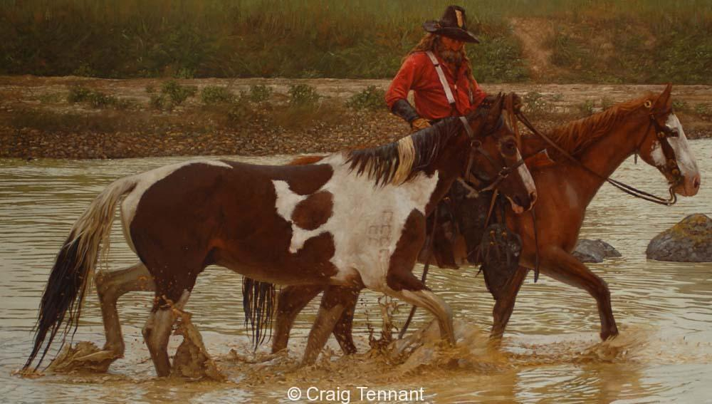 The Muddy Cheyenne - Craig Tennant - Craig Tennant Originals