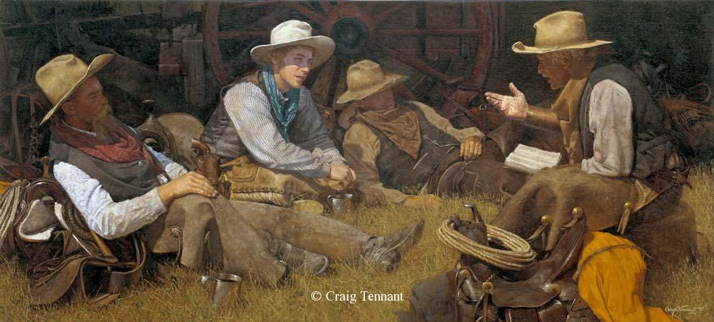 The Witness - Craig Tennant - Craig Tennant Originals