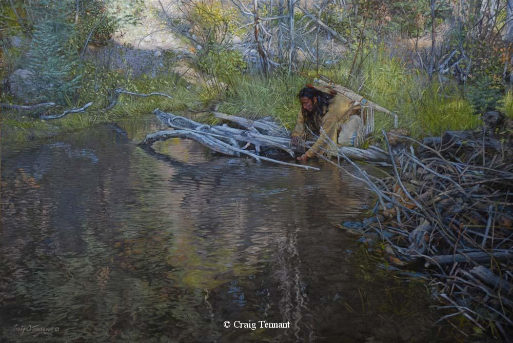 Tranquil Waters - Craig Tennant - Craig Tennant Originals